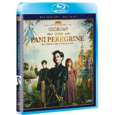 Osobliwy dom Pani Peregrine 3D (2BD)