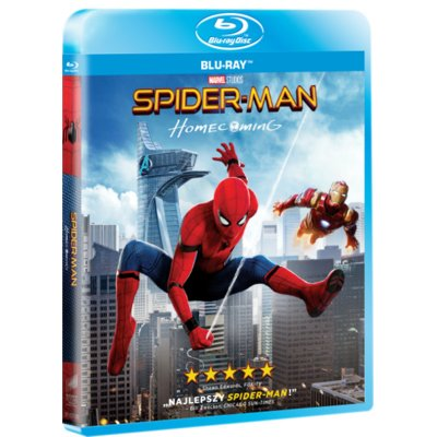 Spider-Man: Homecoming (BD)