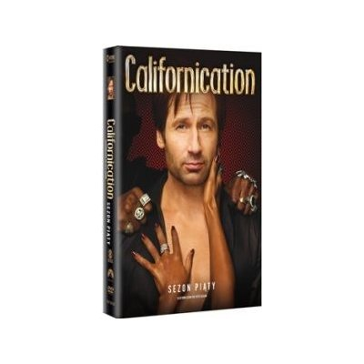 Film IMPERIAL CINEPIX Californication Sezon 5 (3 DVD) Californication