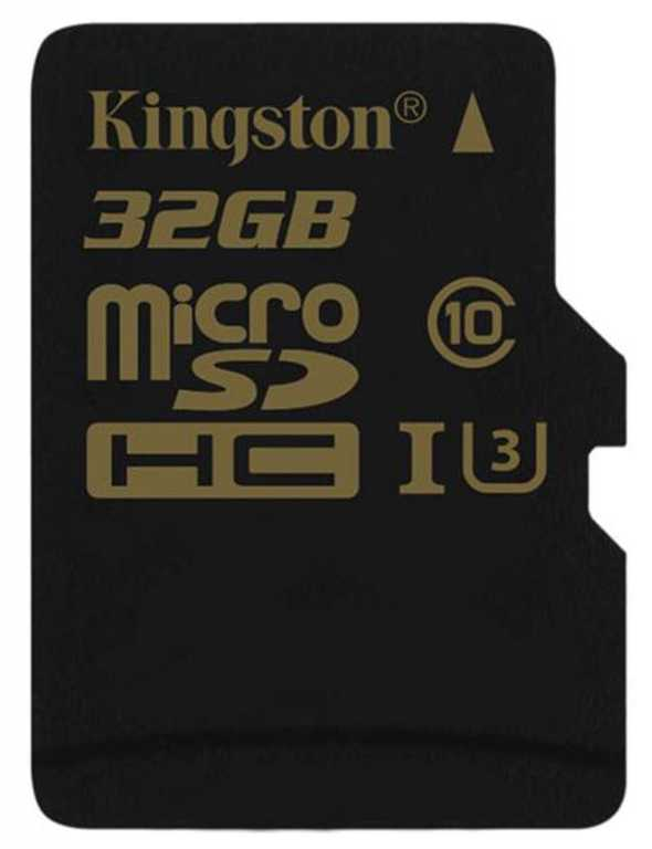 Kingston SDCG/32GB Karta pamięci