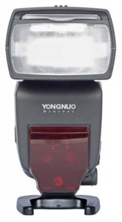 Yongnuo YN685 do Canon Lampa