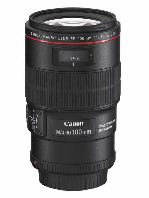 Canon EF 100 mm f/2.8 L Macro IS USM Obiektyw