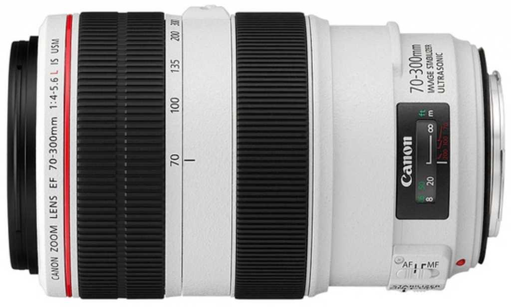 Canon EF 70-300 mm f/4.0-5.6 L IS USM Obiektyw