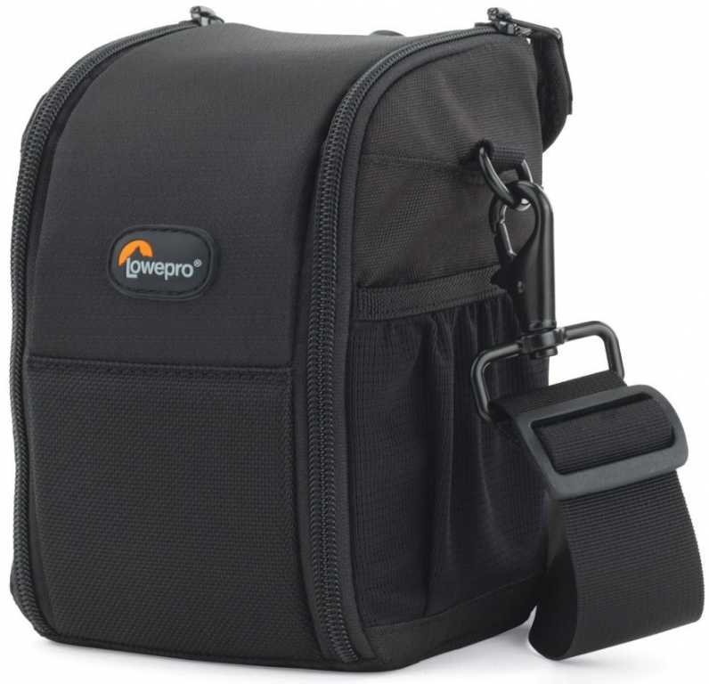 Lowepro S&F Lens Exchange Case 100 AW Czarny Torba