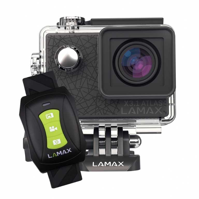 Lamax Action X3.1 Atlas Kamera