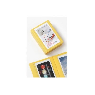 Album FOCUS Polaroid Mini Instax Small Indi Lemon