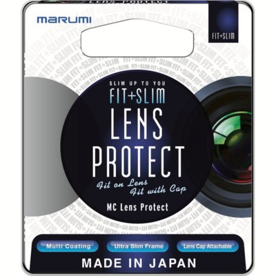Filtry MARUMI MProtect 37 Fit + Slim Filtr UV MC Fit + Slim 37mm
