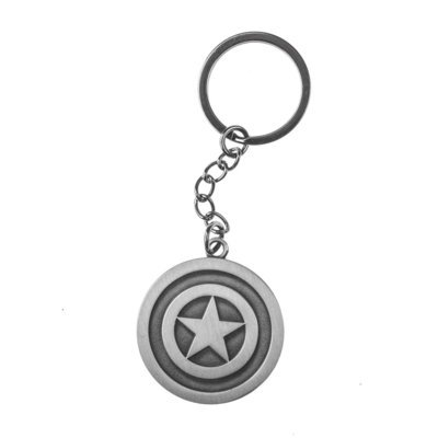 Brelok GOOD LOOT Marvel - Captain America Shield Metal Keychain
