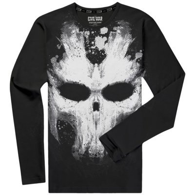 Koszulka GOOD LOOT Marvel Civil War Cross Bones Long Sleeve - rozmiar M