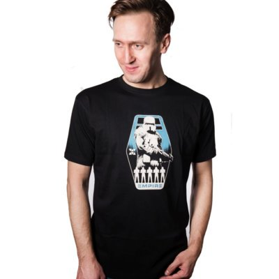Koszulka GOOD LOOT Star Wars Empire T-Shirt - rozmiar S
