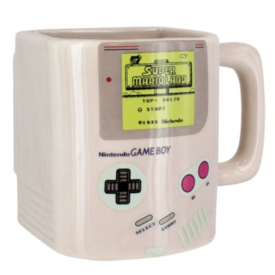 Kubek Gameboy Cookie Mug