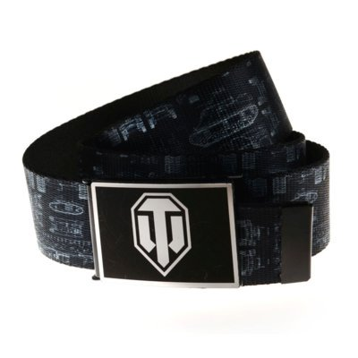 Pasek GOOD LOOT World of Tanks Webbing Belt