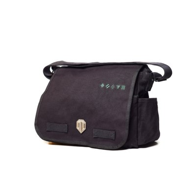 Torba GOOD LOOT World of Tanks Messenger Bag