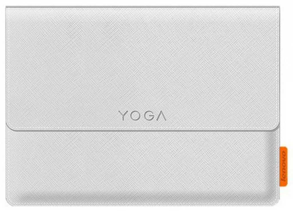 Lenovo DO TABLETU 10 CALI YOGA 3 SLEEVE (ZG38C00534) BIAŁY Etui
