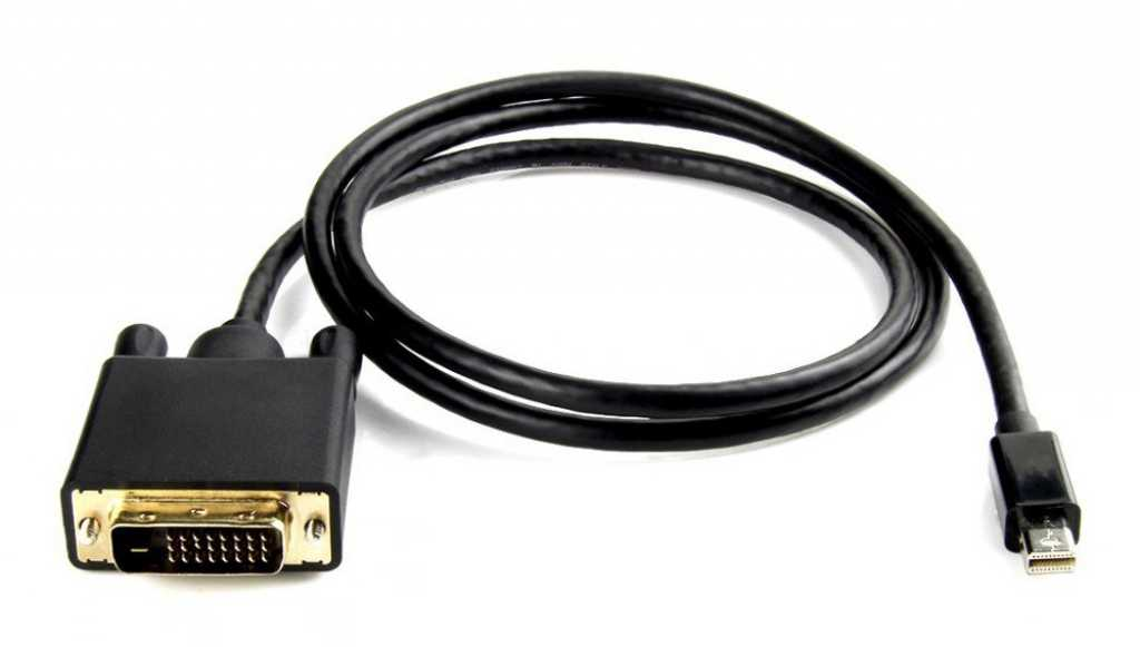 Unitek DVI-D - DP Mini 1 m (Y-6323)