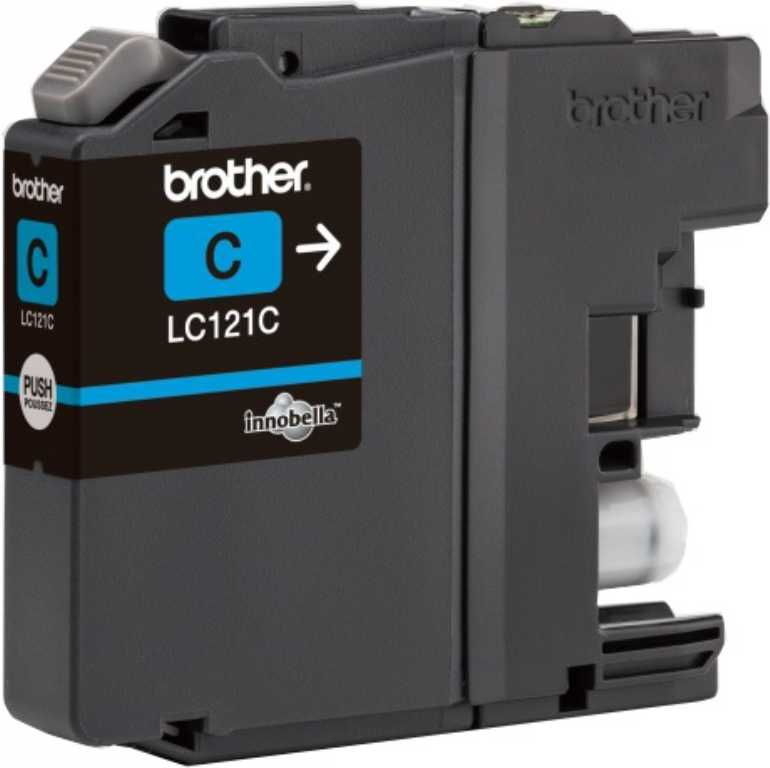 Brother LC-121C Tusz