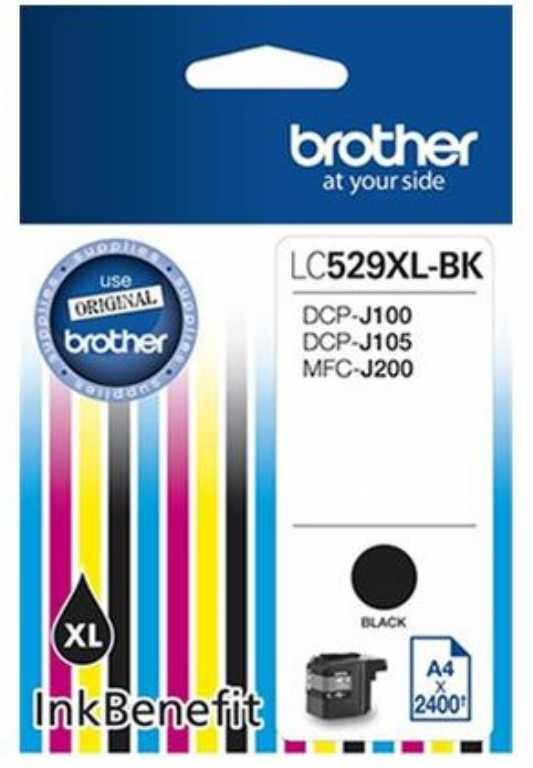 Brother LC-529XLBK Tusz