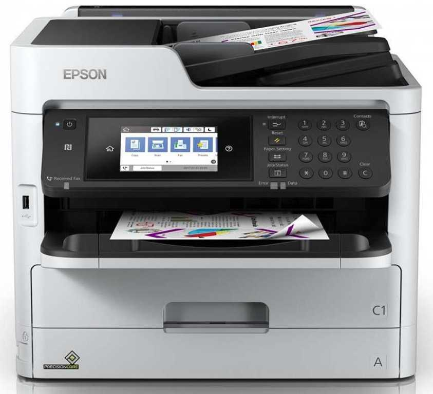 Epson WorkForce Pro WF-C5790DWF (C11CG02401) Drukarka