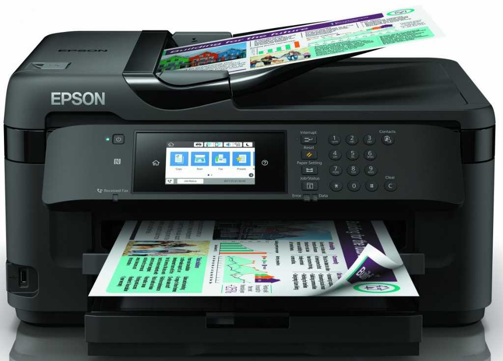 Epson WorkForce WF-7710DWF Drukarka