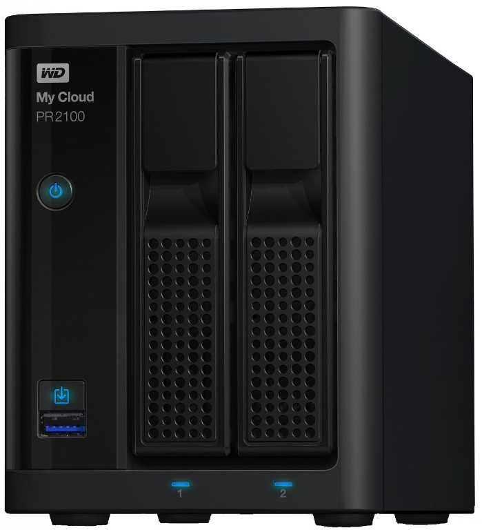 Western digital My Cloud Pro PR2100 0TB