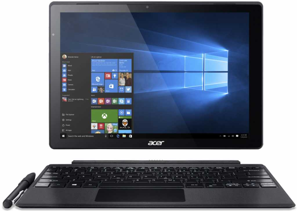 Acer Switch Alpha 12 Laptop