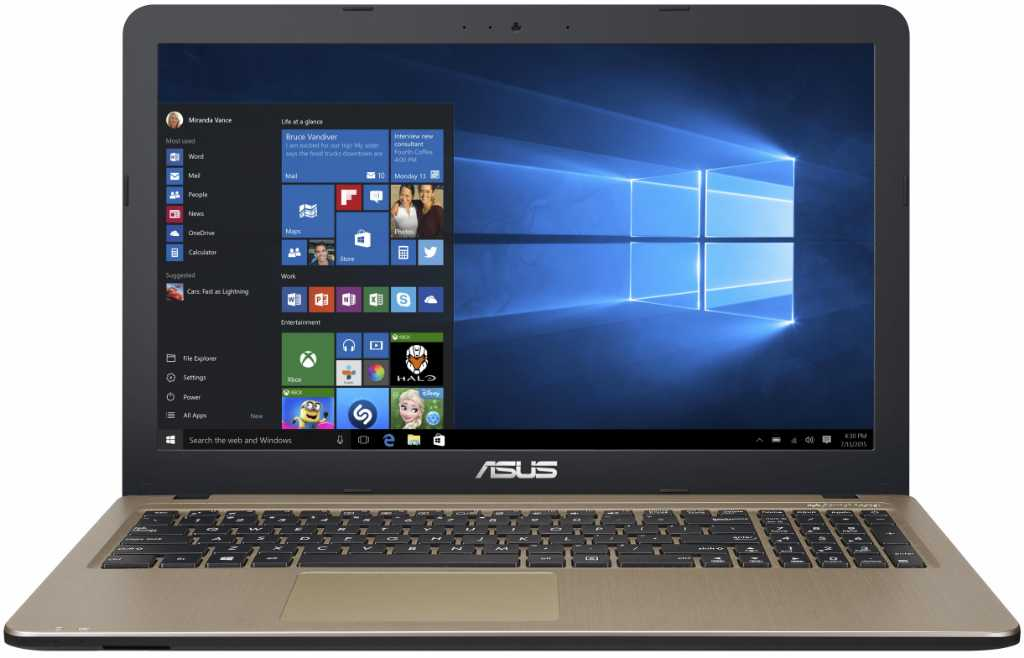 Asus A540NA-GQ196T Laptop