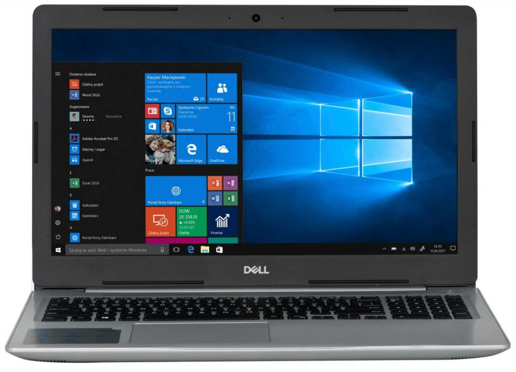 Dell Inspiron 15 (5570-2998) Laptop