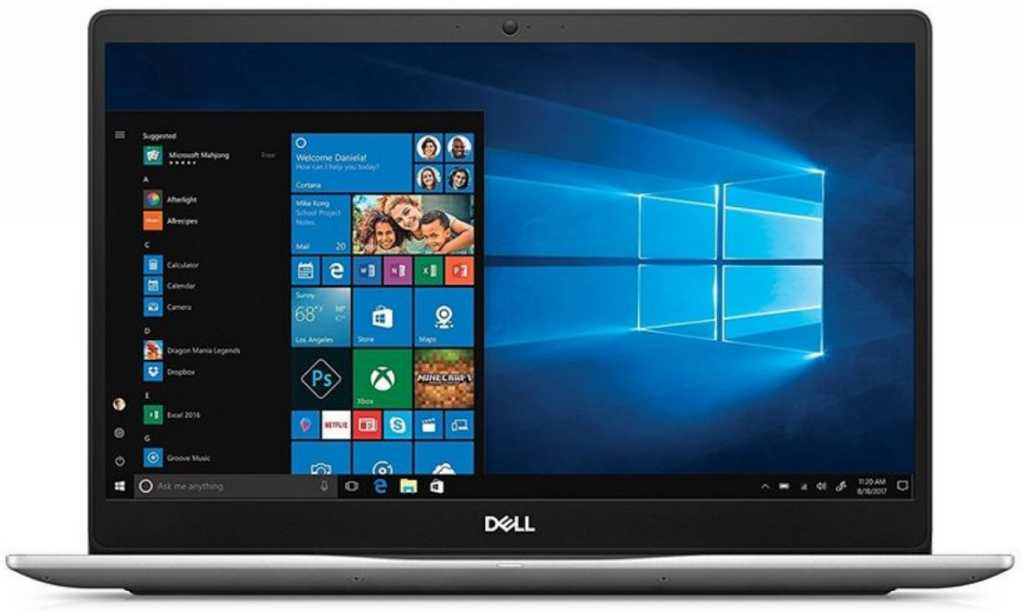 Dell Inspiron 15 (7570-3704) Laptop