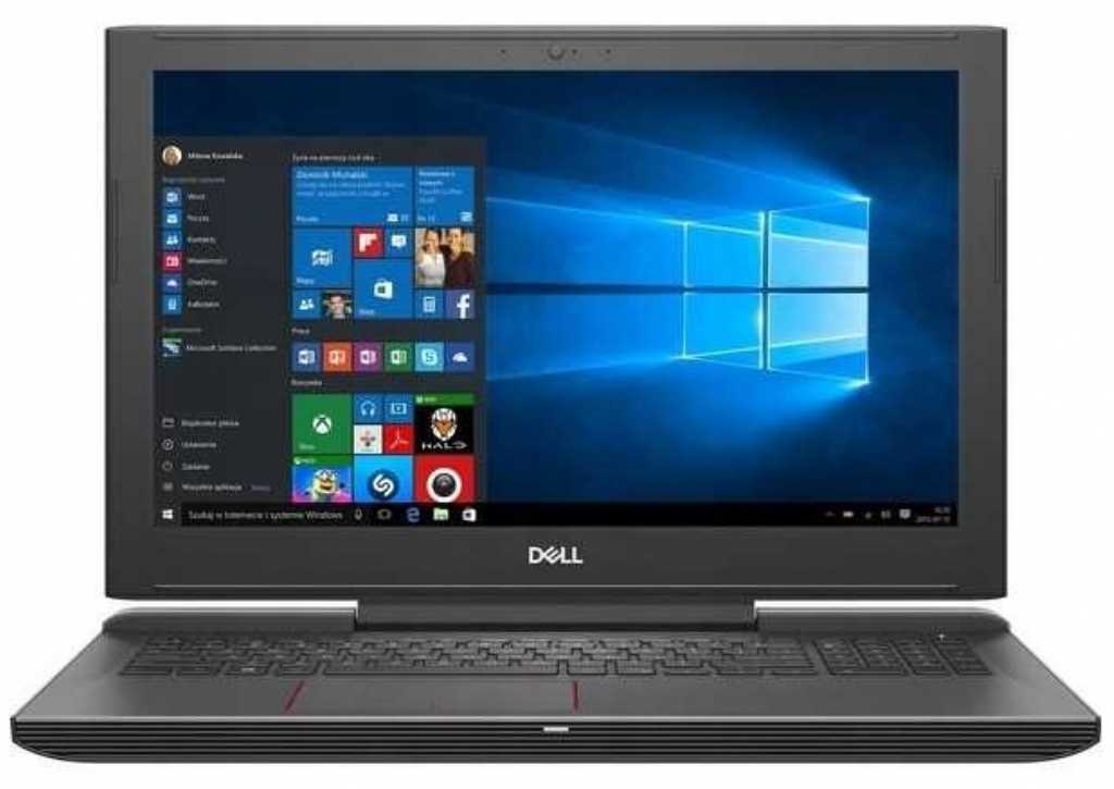 Dell Inspiron 15 G5 (5587-7505) Laptop