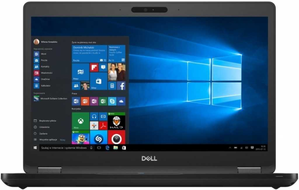 Dell Latitude 5491 (N004L549114EMEA) Laptop