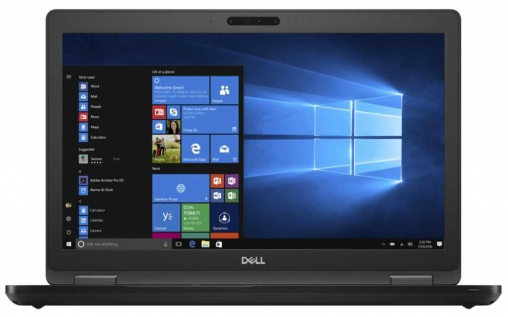 Dell Latitude 5590 (N036L559015EMEA) Laptop