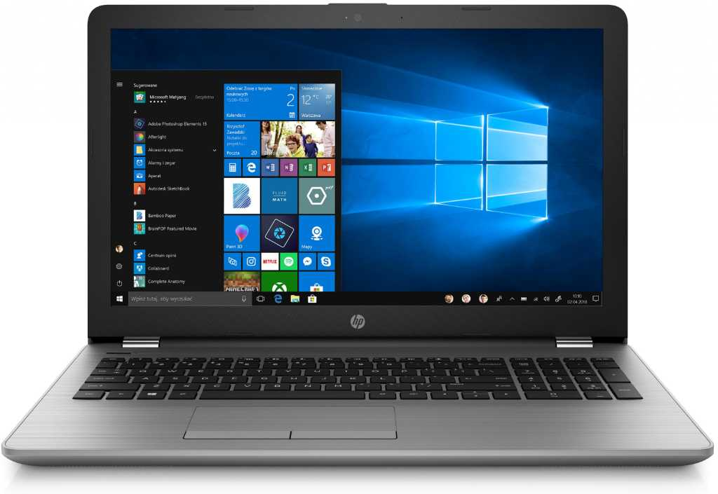 Hp 250 G6 (3KZ09ES) Laptop