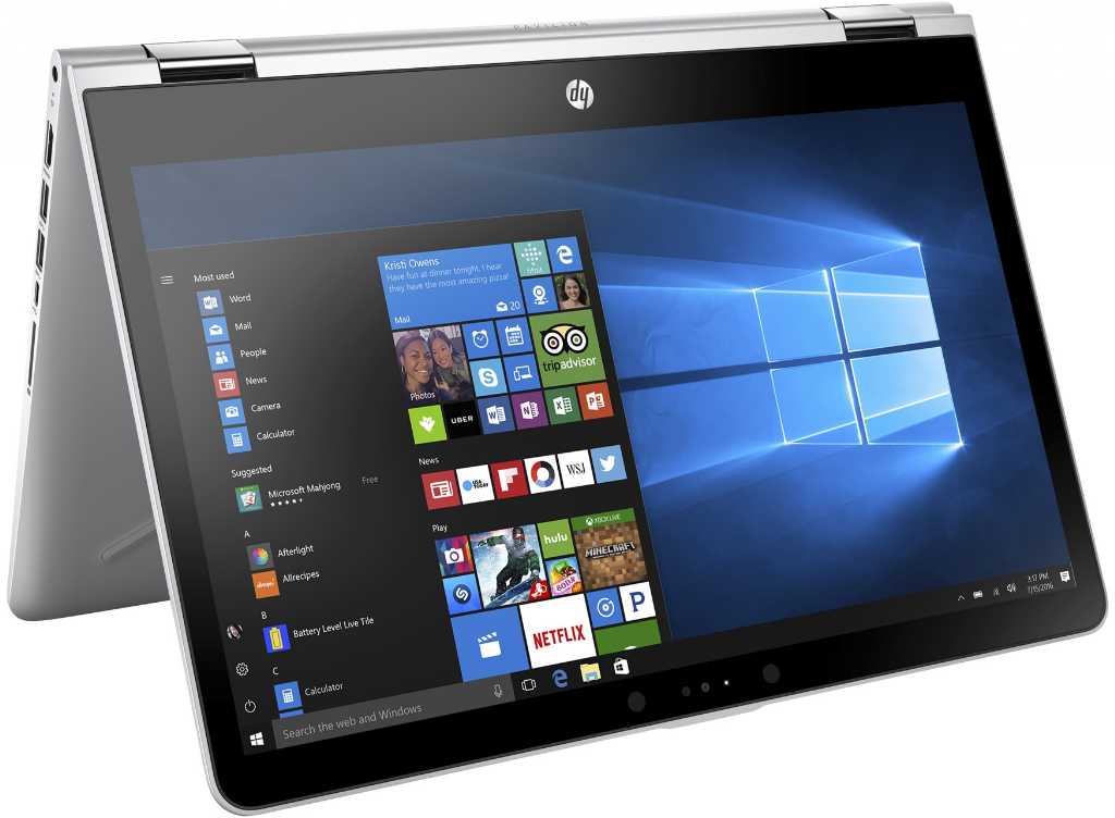 Hp Pavilion X360 14-CD0006NW (4TY11EA) Laptop