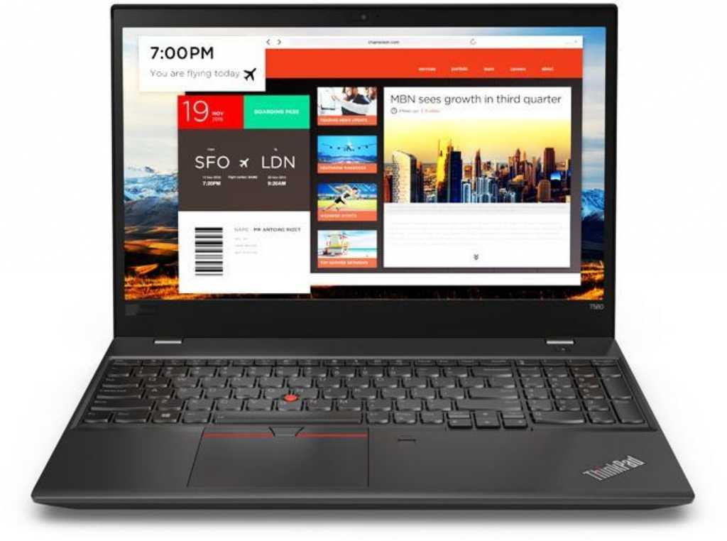 Lenovo ThinkPad T580 (20L90024PB) Laptop