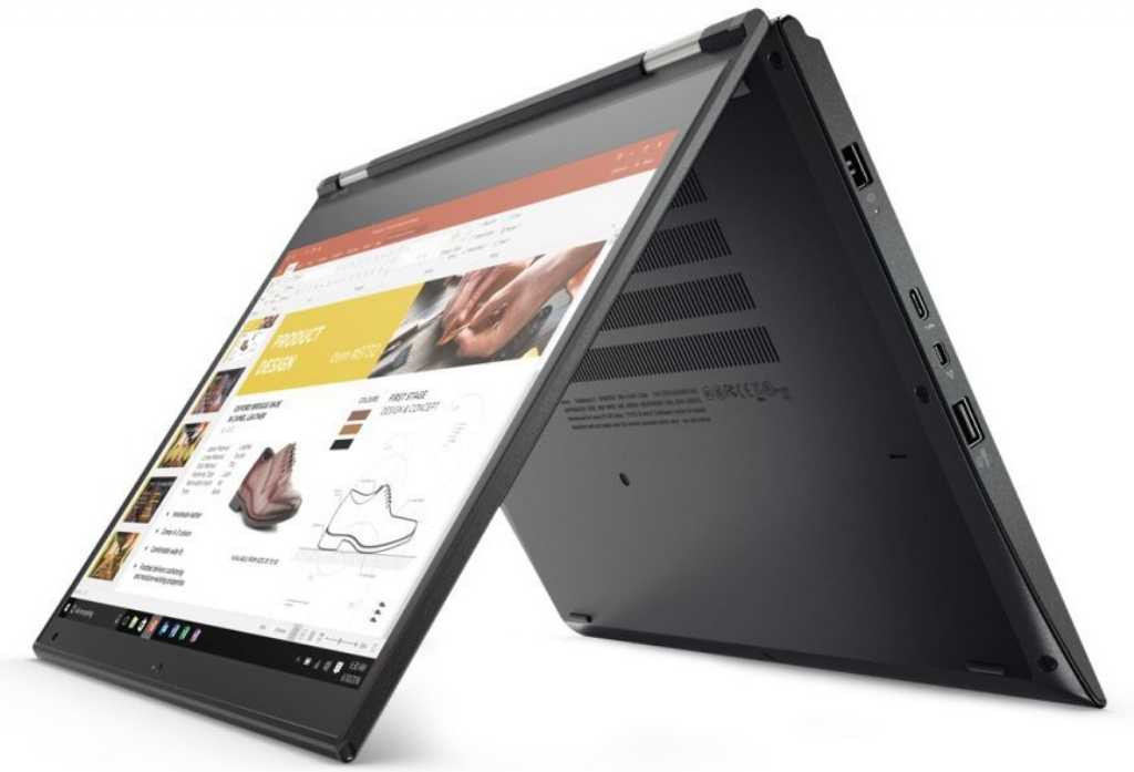 Lenovo ThinkPad Yoga 370 Laptop