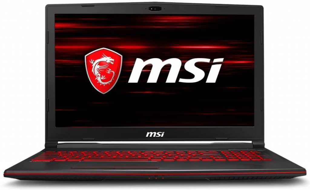 Msi GL63 8RD-200PL Laptop
