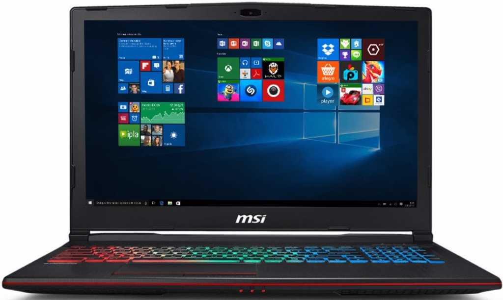 Msi GP73 Leopard 8RD-217PL Laptop