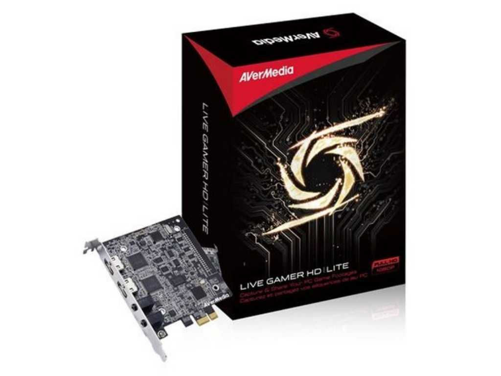 Avermedia Live Gamer HD Lite PC PCI-E
