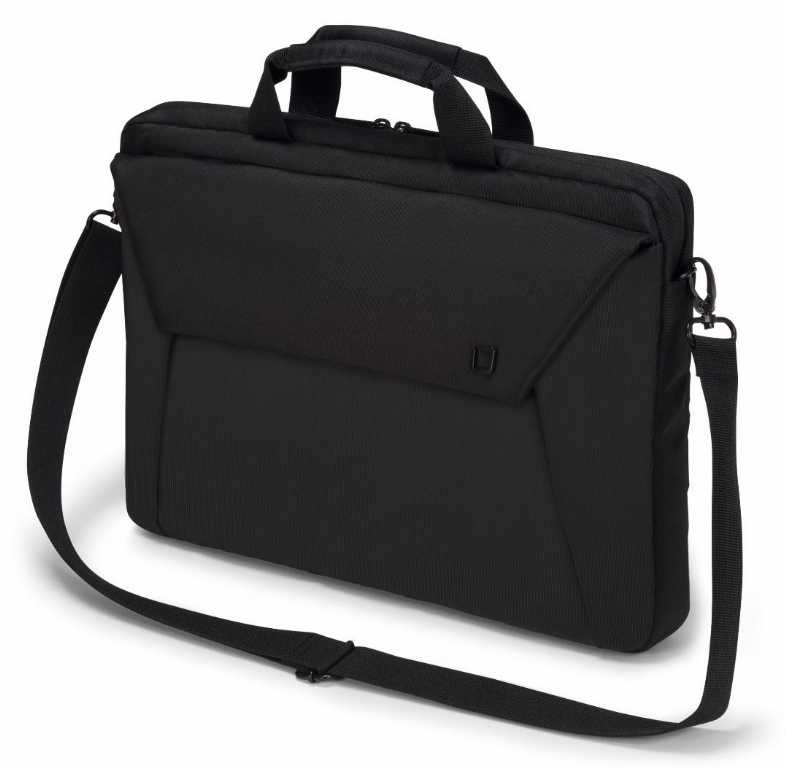 Dicota Slim Case EDGE D31209 14-15.6 cali Black Torba