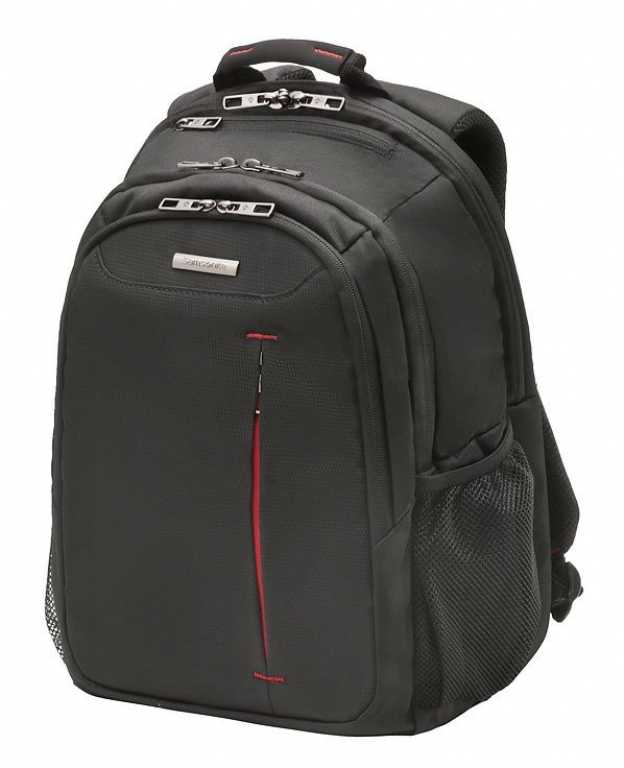 Samsonite GUARDIT 15-16 Czarny Torba