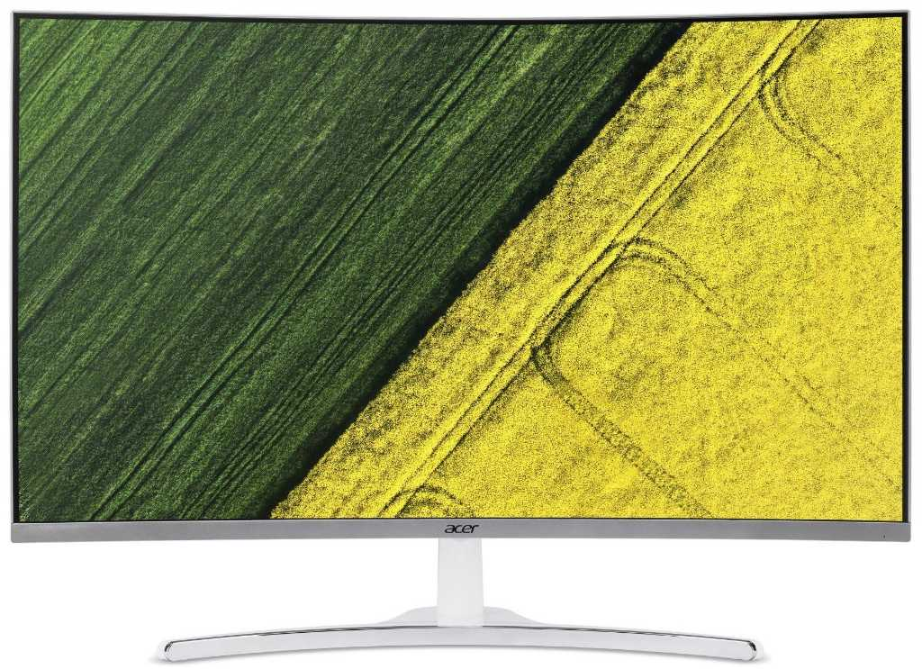 Acer Curved ED322Qwmidx Monitor