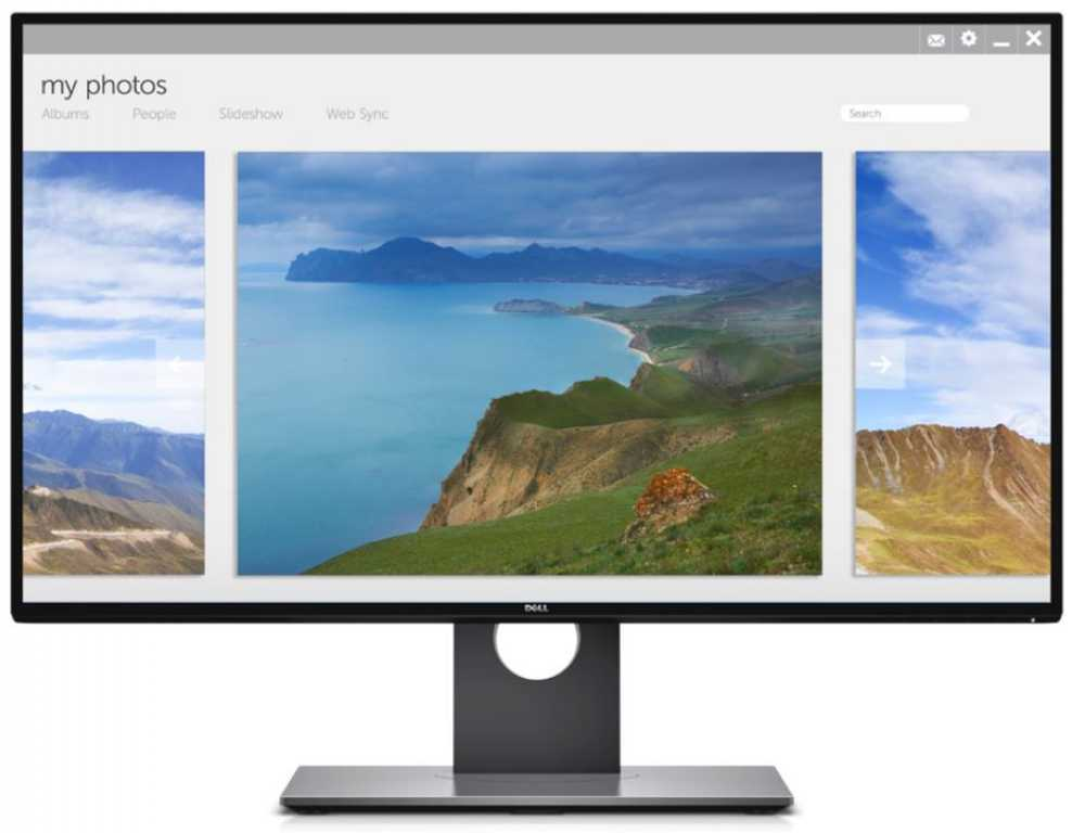 Dell InfinityEdge U2717D 3YPPES - 210-AICW Monitor