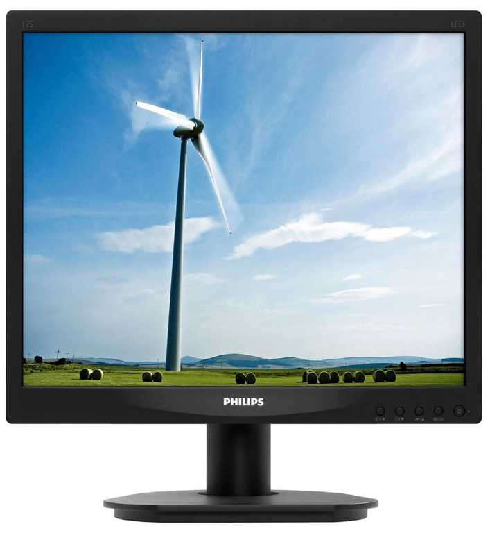 Philips 17S4LSB/00 Monitor