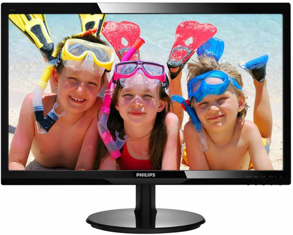 Philips 246V5LDSB/00 Monitor