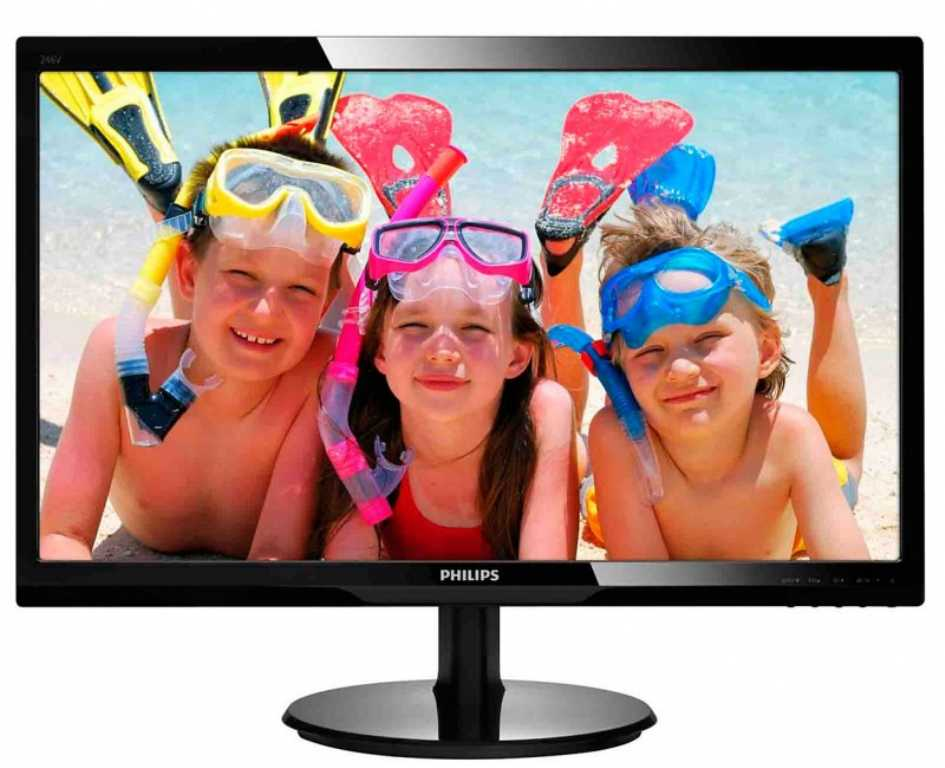 Philips 246V5LSB/00 Monitor