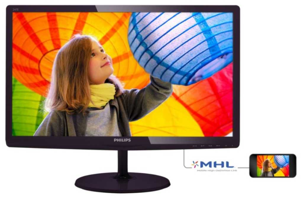 Philips 247E6LDAD/00 Monitor