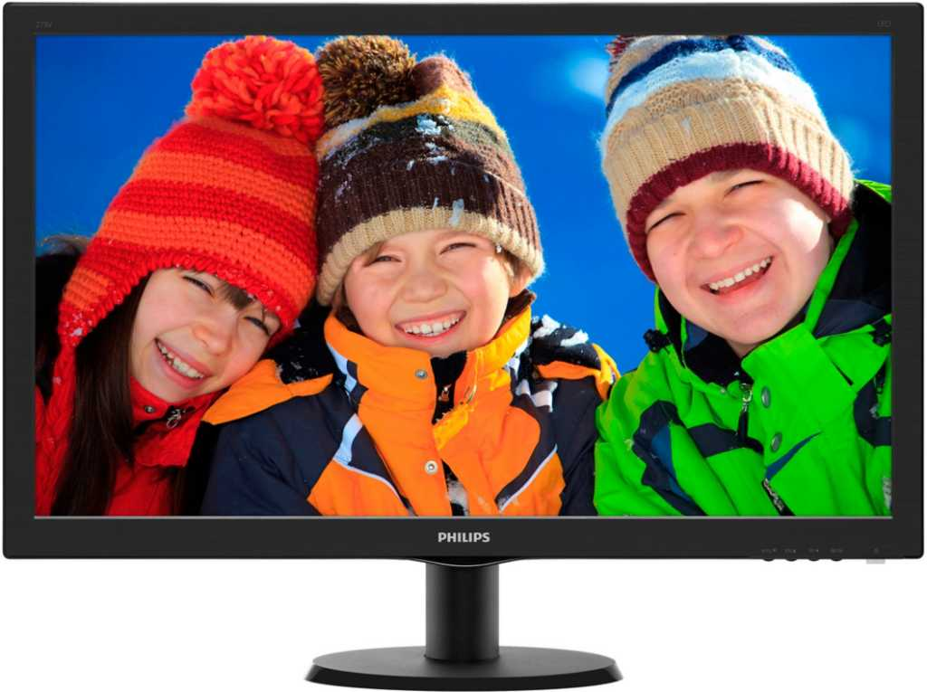 Philips 273V5LHSB Monitor