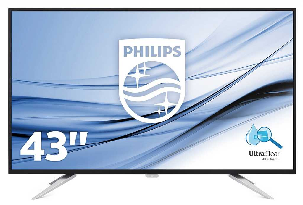 Philips BDM4350UC/00 LED Monitor