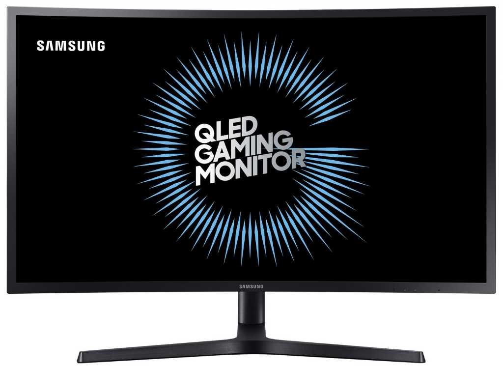 Samsung Curved QLED LC27HG70QQUXEN Monitor