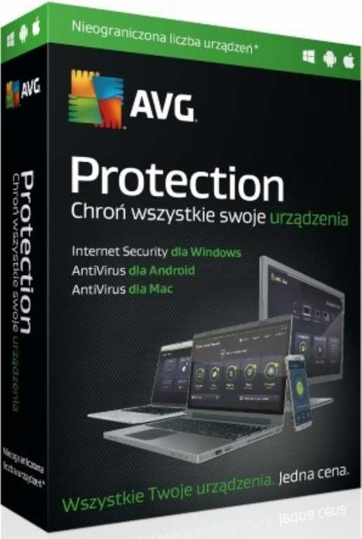 Avg PROTECTION MULTIDEVICE Program
